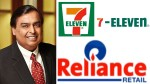 Reliance Retail Acquired Master Franchise Of 7eleven First 7eleven Store Opens On Oct