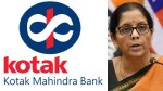 Kotak Mahindra Bank Gets Approval For Collecting Direct Indirect Taxes Behalf Of Govt
