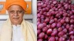 ஒரு கிலோ வெங்காயத்த 25 ரூபாய்க்கு தர்றேங்க..! அதிர்ச்சி கொடுத்த பாஜக எம்பி..!