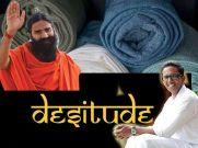 பாபா ராம்தேவிற்கு சவால் விடும் கேரளாவின் 'சுதேசி ஜீன்ஸ்' மனிதன்..!