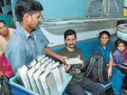 பயணிகளின் புகர்களால் உணவு பொருட்கள் விலை பட்டியலை அதிகாரப்பூர்வமாக டிவிட் செய்தது இந்தியன் ரயில்வேஸ்