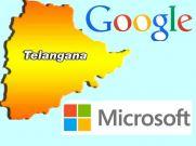தெலுங்கானாவின் 15,000 கோடி ரூபாய் ஊழலினால் பாதிக்கப்பட்ட கூகுள் மற்றும் மைக்ரோசாப்ட்..!