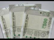 500 ரூபாய் நோட்டை அச்சடிக்க 5,000 கோடி செலவு செய்த மத்திய அரசு..!