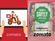 புதிய Sealed பேக்கிங்கை அறிமுகப்படுத்திய Zomato..!