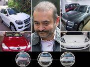 நிரவ் மோடியின்  சொத்துக்கள் முடக்கப்பட்ட நிலையில் ..  Rolls Royce Ghost உள்ளிட்ட கார்கள் ஏலம்