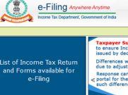 Income Tax: உங்களுக்கு எந்த வருமான வரிப் படிவம்..?