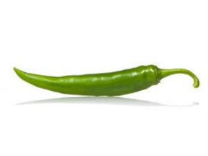 A Green Chilli Costs Rs 1 Only