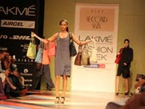 Veev S Show At Lakme Fashion Week Week