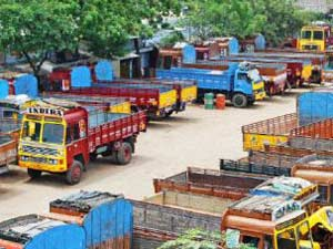 Lorry Strike From Sep 20 Condemning