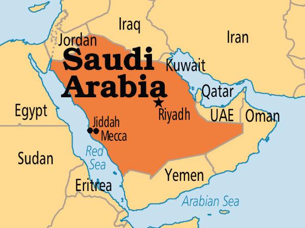 Malaysia, Arab Saudi dan Indonesia