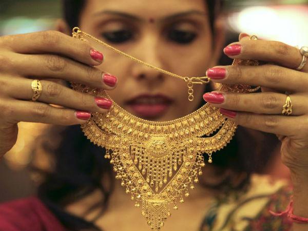 சென்னையில் தங்கம் விலை சவரனுக்கு 112 ரூபாய் உயர்வு..!