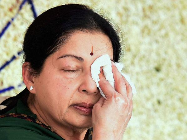 Late Chief Minister Jayalalitha
