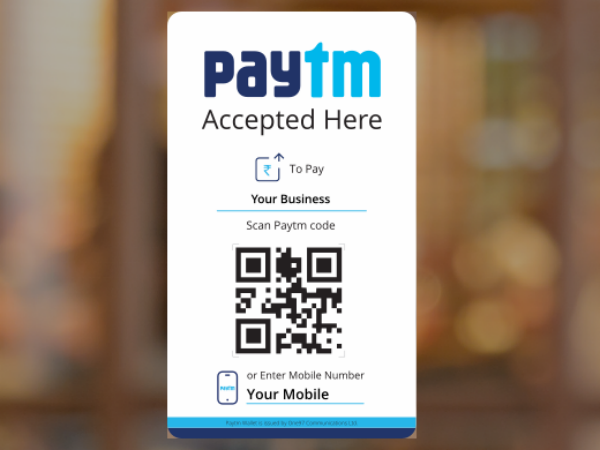 how to use paytm in tamil
