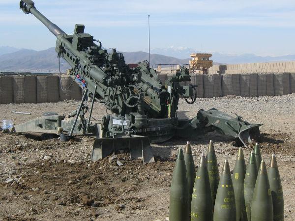 30 வருடங்களுக்கு பின் இந்திய ராணுத்திற்கு கிடைக்கும் அதிநவீன பீரங்கி துப்பாக்கி M777..!
