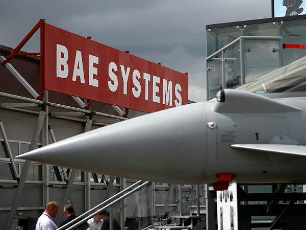 3.BAE Systems