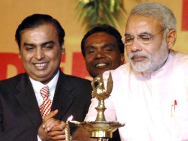 மத்திய அரசின் திட்டத்தை ஆட்டையப் போட்ட முகேஷ் அம்பானி..!