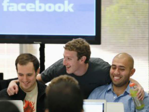 Holy Mother of God! So many Benefits for the FACEBOOK Employees - Check Them Out