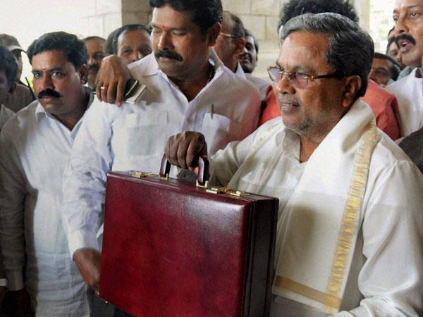 கர்நாடகா பட்ஜெட் 2018-19: கடைசிப் பட்ஜெட் அறிவிக்கும் சித்தராமைய்யா..!
