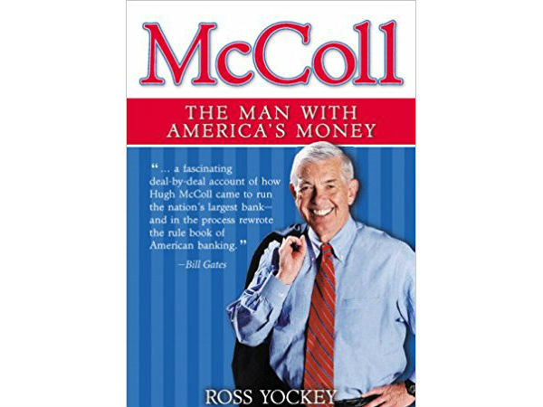 4.'McColl : The Man with America's Money' By Ross Yockey