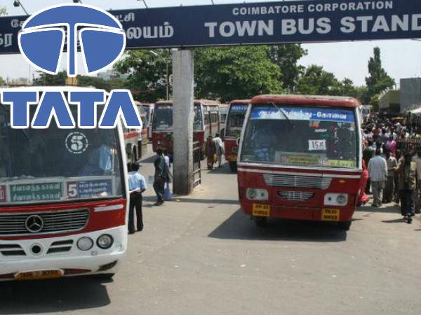 கோயமுத்தூர் நிறுவனத்துடன் டாடா கூட்டணி.. கொங்கு மண்டலத்தில் புதிய புரட்சி..!