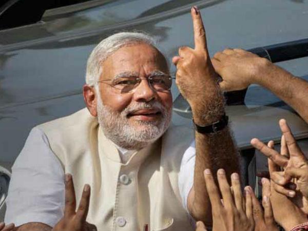 மோடி ஆட்சியில் சிலிண்டர் விலை 14% குறைப்பு...எல்லாம் மோடியால தான்..!