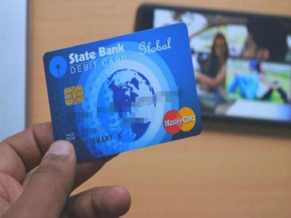 ATM-களுக்கு செக் வைக்கும் எஸ்பிஐ..! இனி எப்புடிங்க பணம் எடுக்குறது..?