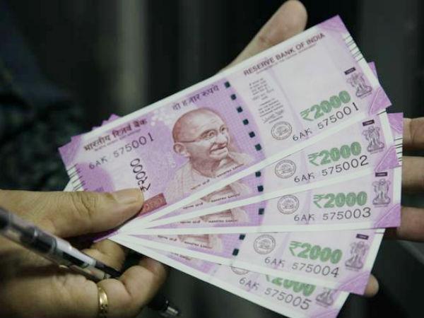 ஒரே மாதத்தில் 2.5 லட்சம் கோடி ரூபாய் கடன்..!