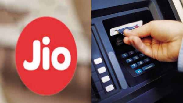 இனி ATM-ல் ரீசார்ஜ் செய்யலாம்..! கலக்கும் ஜியோ!