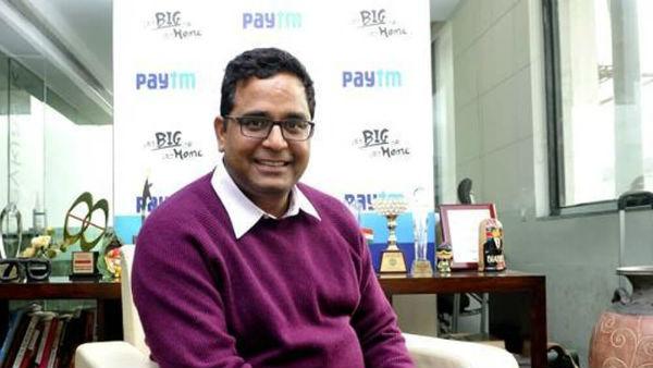 Paytm CEO காரசார பேச்சு! கூகுளுக்கு எதிரான போராட்டத்தில் எல்லா வழிகளும் திறந்து இருக்கு!