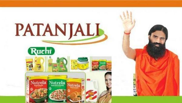 பதஞ்சலி பிஸ்கட் நிறுவனம் விற்பனை.. ரூ.60 கோடிக்குக் கைப்பற்றும் ருச்சி சோயா..!