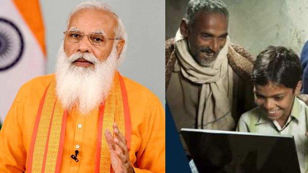 மத்திய அரசு திட்டத்திற்கு அமோக வரவேற்பு.. இண்டர்நெட் டேட்டா பயன்பாடு 400% அதிகரிப்பு..!