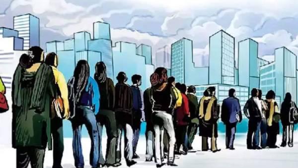 குட் நியூஸ்.. இந்தியாவில் வேலைவாய்ப்பின்மை சரிவு..!