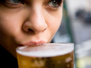 Gurgaon Beer Market Shifts Focus Women