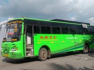 Government Buses Booking Duration Extended To 60 Days