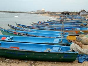 Tuticorin Fishermen On Strike