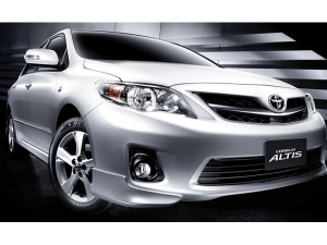 Maruti Sx4 Toyota Altis Attract Lower Excise Duty