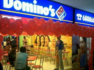 Domino S Pizza Opens 600th Outlet In India