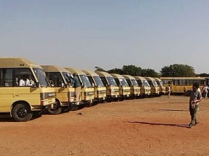 No Service Tax For School Buses Hostels