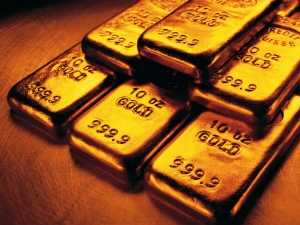 Gold Slips From 3 Week High Down On Profit Selling