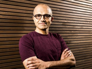 Robots Not Threat Human Labour Says Microsoft Chief Nadella