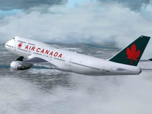 Air Canada To Roll Out Wifi On Some Flights In May