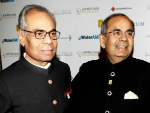 Hinduja Brothers Edge Lakshmi Mittal Top Uk Rich List