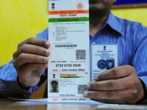 Rajnath Pushes National Id Cards Will Aadhaar Go Of The Window Weekend