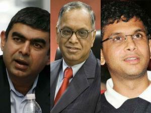 Infosys Top Executive K Murali Krishna Quits