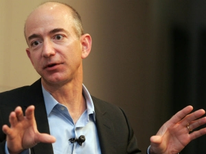 Jeff Bezos Rises Become World S Second Richest After Bill Gates