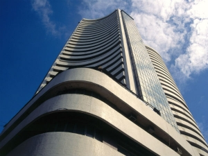 Sensex Breaches 27