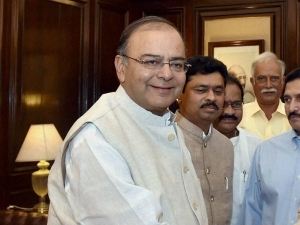 Finance Minister Arun Jaitley Admitted Hospital