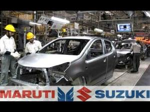 Suzuki Complete Gujarat Plant
