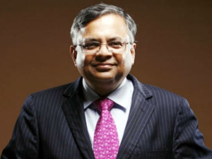 Tcs Board Re Appoints Chandrasekaran As Ceo Md Five Years