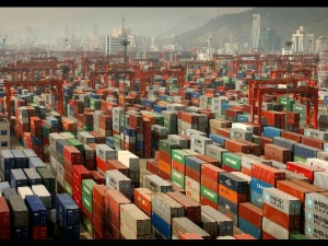 Exports Growth Slips 5 Month Low August